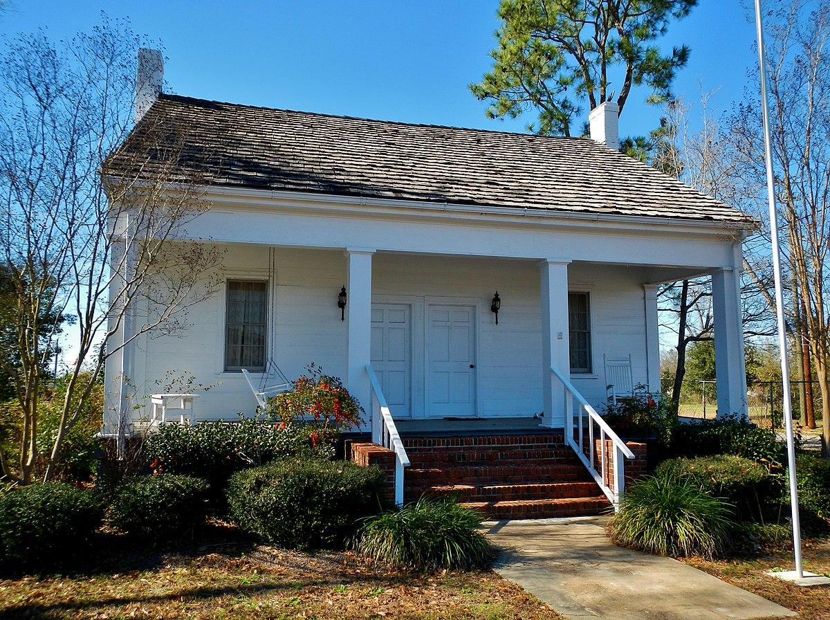 Kennedy House (Abbeville, Alabama) - Wikipedia