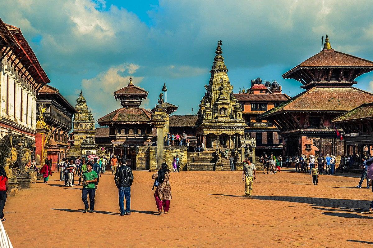 Durbar Plein Van Bhaktapur Wikipedia