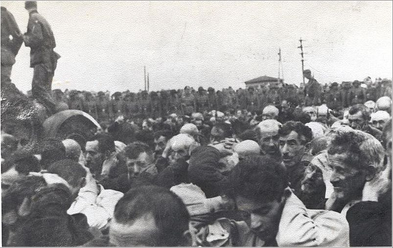 Bialystok Ghetto 15-20 August 1943 (liquidation)