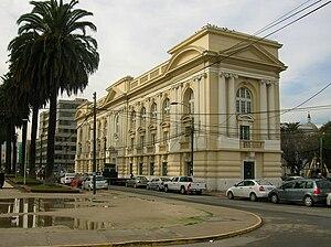 Biblioteca Santiago Severín - Biblioteca Santiago Severín
