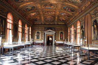 Biblioteca Marciana - Interior