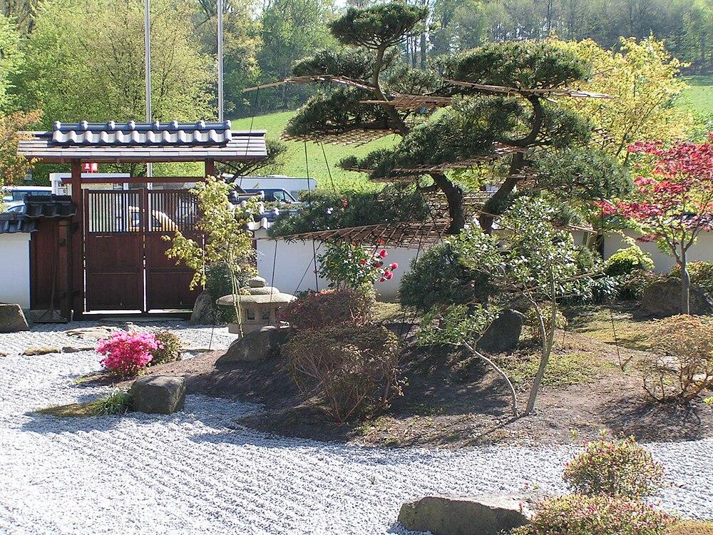 Japanischer Garten Eanswers