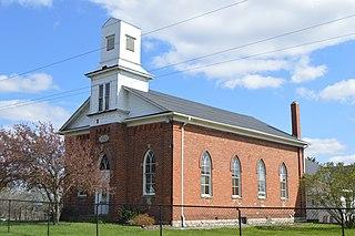 Big Plain, Ohio Unincorporated community in Ohio, United States