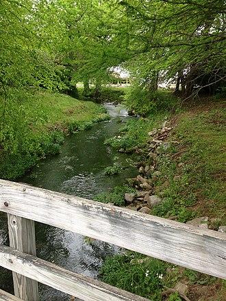 Princeton, Kentucky - Big Springs