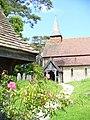 Bignor Churchyard - geograph.org.uk - 1318547.jpg