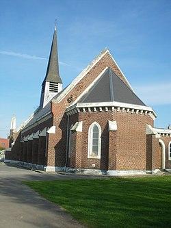Bihucourt - Eglise - 1.JPG