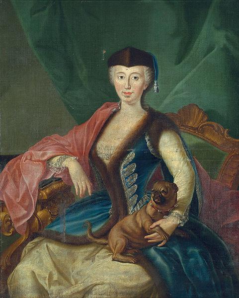 File:Bildnis einer Fürstin mit Mops.jpg