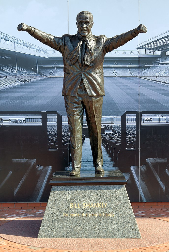 File:Bill Shankly statue, Anfield 2018.jpg - Wikimedia Commons