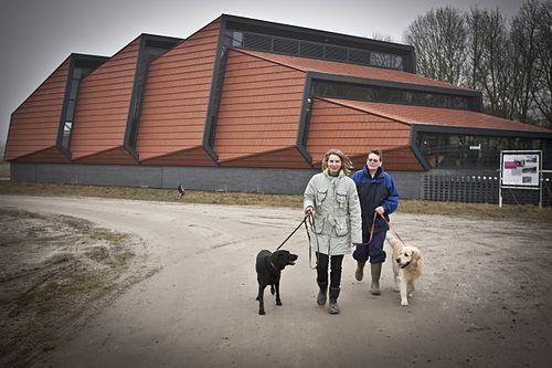 Biogascentrale EcoZathe in Leeuwarden