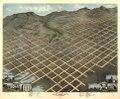 Bird's eye view of Salt Lake City, Utah Territory 1870. LOC 75696611.tif