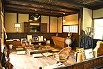 Birthplace of Nagatani Souen interior in Yuyadani, Ujitawara, Kyoto August 5, 2018 06.jpg