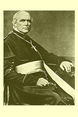 Wilhelm Emmanuel von Ketteler - Image: Bischof ketteler
