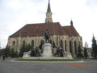 Centru, Cluj-Napoca district of Cluj-Napoca, Romania