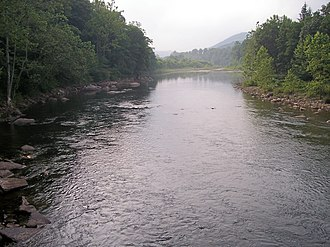 Black Fork (Cheat River tributary) - Image: Black Fork Hendricks West Virginia