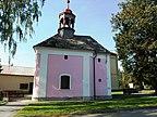 Czechy - Kralice na Hané, Bociany