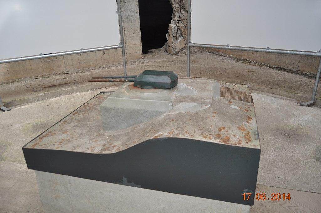 Расположенный в бывшем нацистском бункере Музей Тирпица открыл свои двери для посетителей