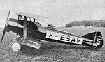 Bleriot SPAD S.25 L'Aerophile October,1921.jpg