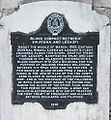 Blood Compact historical marker.JPG