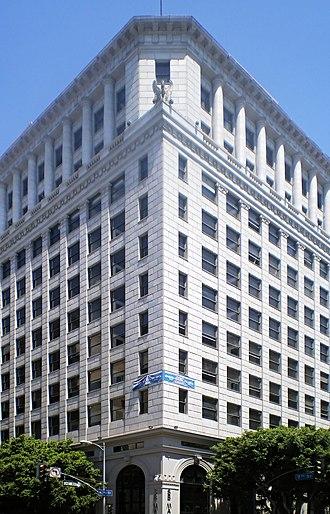 Los Angeles Board of Trade Building - Board of Trade Building