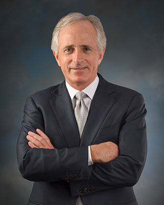 Formation of Donald Trump's Cabinet - Image: Bob Corker official Senate photo