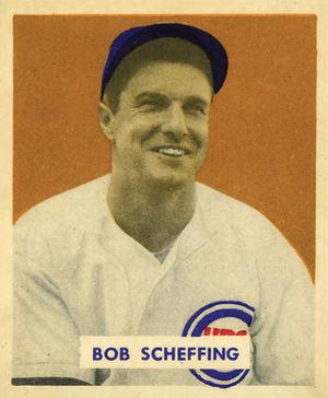 Bob Scheffing - Image: Bob Scheffing
