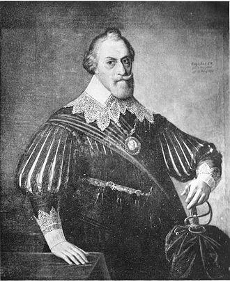Bogislaw XIV, Duke of Pomerania - Image: Bogislaw XIV.1632