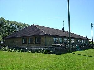 Fremad Amager - Image: Boldklubben Fremad Amager klubhus