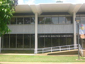 Louisiana State University of Alexandria - James C. Bolton Library