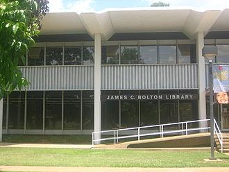 Louisiana State University of Alexandria - James C. Bolton Library