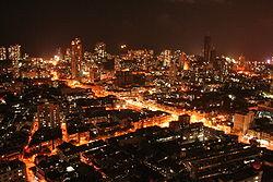 Bombaj nocą