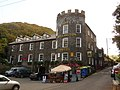 Boscastle, the Wellington Hotel - geograph.org.uk - 1466519.jpg