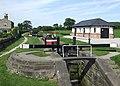 Bosley Lock No 1, Macclesfield Canal, Cheshire - geograph.org.uk - 551376.jpg