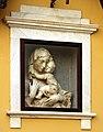 Bottega ghibertiana, madonna col bambino dell'ospizio di orbatello, 01.jpg