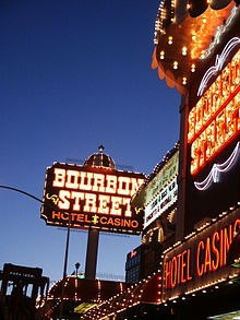 Bourbon Street Hotel and Casino marquee.jpg