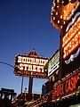 Bourbon Street Hotel and Casino marquee.jpg