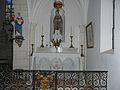 Bourrou église collatéral nord autel.JPG