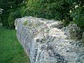 Bramber Castle curtain wall 2.JPG