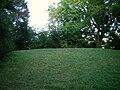 Bramber Castle motte 3.JPG