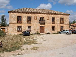 Berlanga de Duero - Renaissance-style Palace of Brías, Berlanga de Duero.