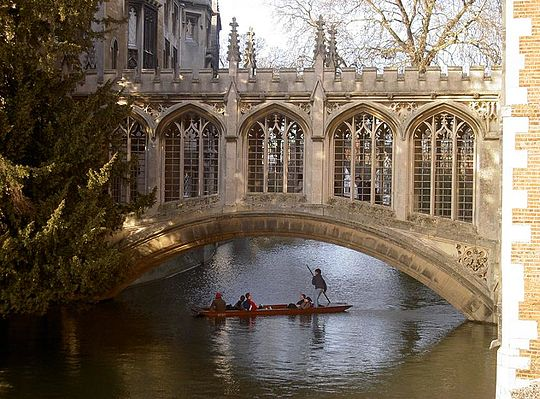 Bridge of Sighs (Cambridge)