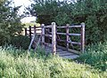 Bridleway bridge over stream - geograph.org.uk - 449323.jpg