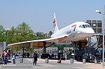 British Airways Concorde, Intrepid Sea, Air and Space Museum, New York. (45738933215).jpg
