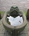 Brunnenschale im Stephansstift (Nahaufnahme) - Hannover-Kleefeld Kirchröder Straße 44 - panoramio.jpg