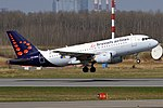 Brussels Airlines, OO-SSN, Airbus A319-112 (36394571694) (2).jpg