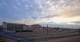 Bryansk - Bryansk-I, May 2010