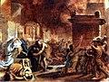 Bryullov The last day of Pompeii study perm.jpg