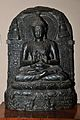Buddha - Circa 10th Century CE - Bihar - ACCN 3729 - Indian Museum - Kolkata 2013-04-10 7784.JPG