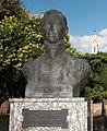 Buenos Aires - Barracas - Plaza Colombia - Busto de Guillermo Brown - 20071215a.jpg