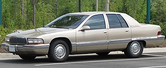 Full-size car - 1991–1996 Buick Roadmaster
