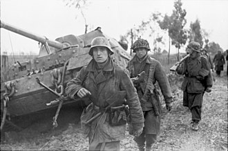 Elefant - In Italy, March 1944